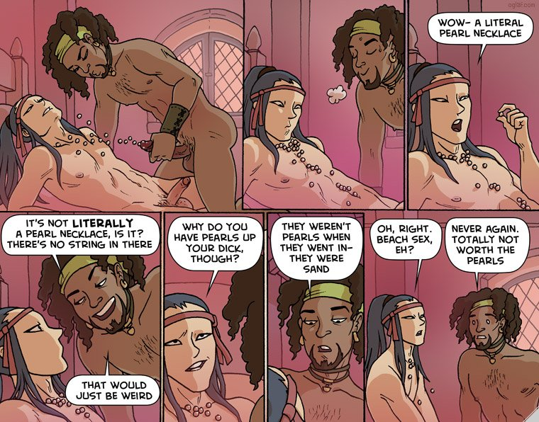flash us your other pearly whites.